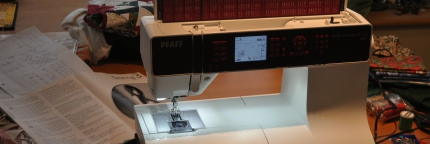Heaven or Hell?  Thoughts on the Pfaff QE 4.2