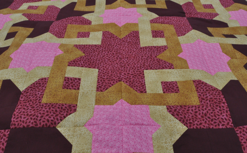 2015 Pantone Quilt Challenge: Top(s) Finished!
