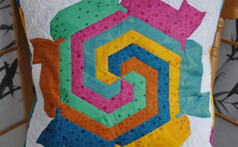 First Quilty Publication – Cattitude!
